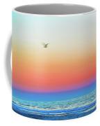 Ocean Breeze Digital Painting Coffee Mug