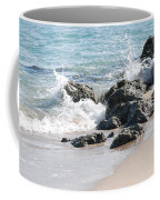 Ocean Drive Rocks Coffee Mug