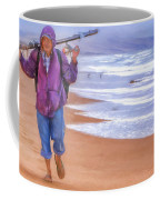 Ocean Fisherman Coffee Mug