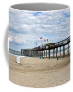 Ocean Fishing Pier Coffee Mug