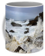 Ocean Foam Coffee Mug