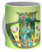 Ocean In Glass Coffee Mug