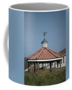 Ocean Isle Pelican Weathervane Coffee Mug