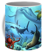 Ocean Life Coffee Mug