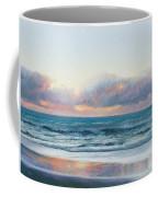 Ocean Painting - Days End Coffee Mug