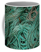 Ocean Ropes Coffee Mug