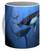 Ocean Ruins Coffee Mug