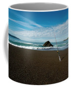 Ocean Side Lunch - San Francisco Bay Coffee Mug
