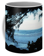 Ocean Silhouette Coffee Mug