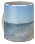 Ocean View From The Beach In Chatham Coffee Mug