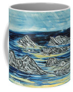 Oceans Of Worlds Coffee Mug