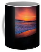 Oceanside Sunset Coffee Mug