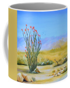 Ocotillo In The Park Coffee Mug