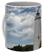 Ocracoke Island Lighthouse Coffee Mug