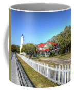 Ocracoke Lighthouse, Ocracoke Island, Nc Coffee Mug