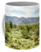 Octillo Field Coffee Mug