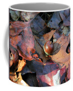 October Acorn Coffee Mug