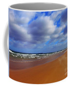 October Beach Coffee Mug