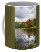 October Brisk Waterscape Coffee Mug