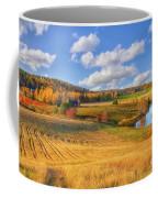 October Countryside 3 Coffee Mug