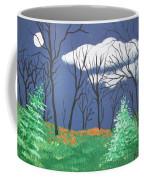 October Evening Coffee Mug