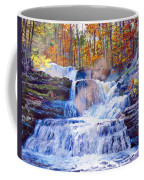 October Falls Coffee Mug