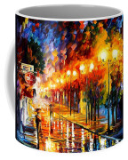 October Fog Coffee Mug