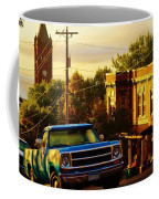 October Light In Duluth Coffee Mug