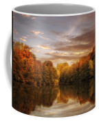 October Lights Coffee Mug