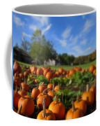 October Postcard  Coffee Mug