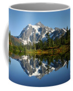 October Reflection Coffee Mug by Winston Rockwell