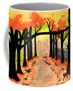 October- Salem Common Coffee Mug