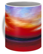 October Sky  Coffee Mug by James Christopher Hill