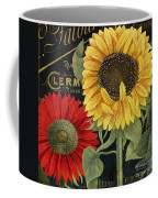 October Sun II Coffee Mug