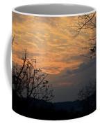 October Sunset Coffee Mug