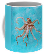 Octopus Coffee Mug