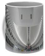Oculus World Trade Center Wtc Transportation Hub Coffee Mug