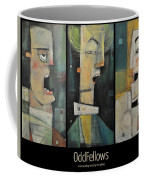 Odd Fellows Triptych Coffee Mug