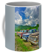 Odd Man Out Fords And Friend  Coffee Mug