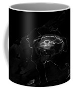 Oddysea Black Coffee Mug