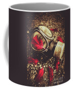 Ode To The Fallen Coffee Mug
