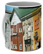 Odyssey Records  On  Cannery Row Monterey 1976 Coffee Mug