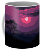 Of Skies And Magic Coffee Mug