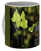 Of Veins And Tendrils Coffee Mug