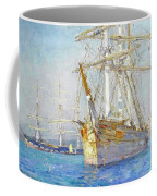Off Falmouth Coffee Mug