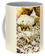 Off Road Bike Trinkets Coffee Mug