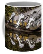 Off Season Outboards Coffee Mug