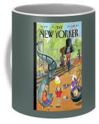 Off The Leash Coffee Mug
