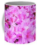 Office Art Azalea Flowers Botanical 31 Azaleas Giclee Art Prints Baslee Troutman Coffee Mug