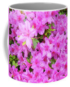 Office Art Azaleas Flower Art Prints 1 Azalea Flowers Giclee Baslee Troutman Coffee Mug